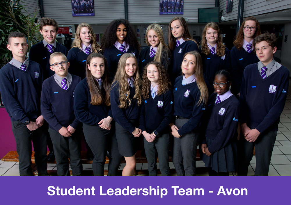 Leadershipteam avon2017