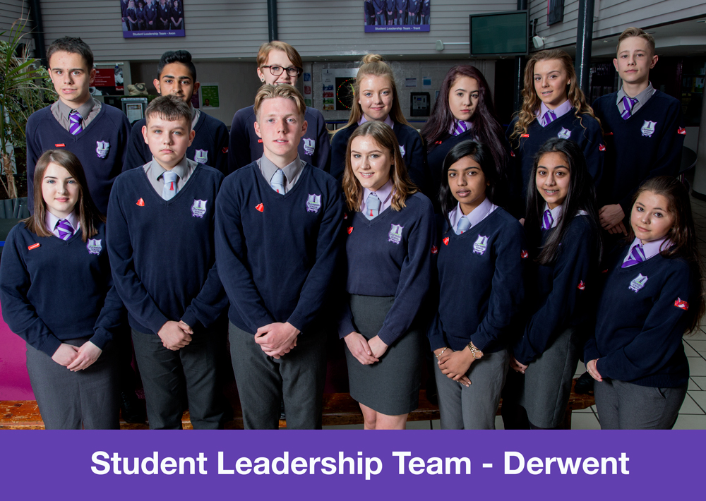 Leadershipteam derwent2017