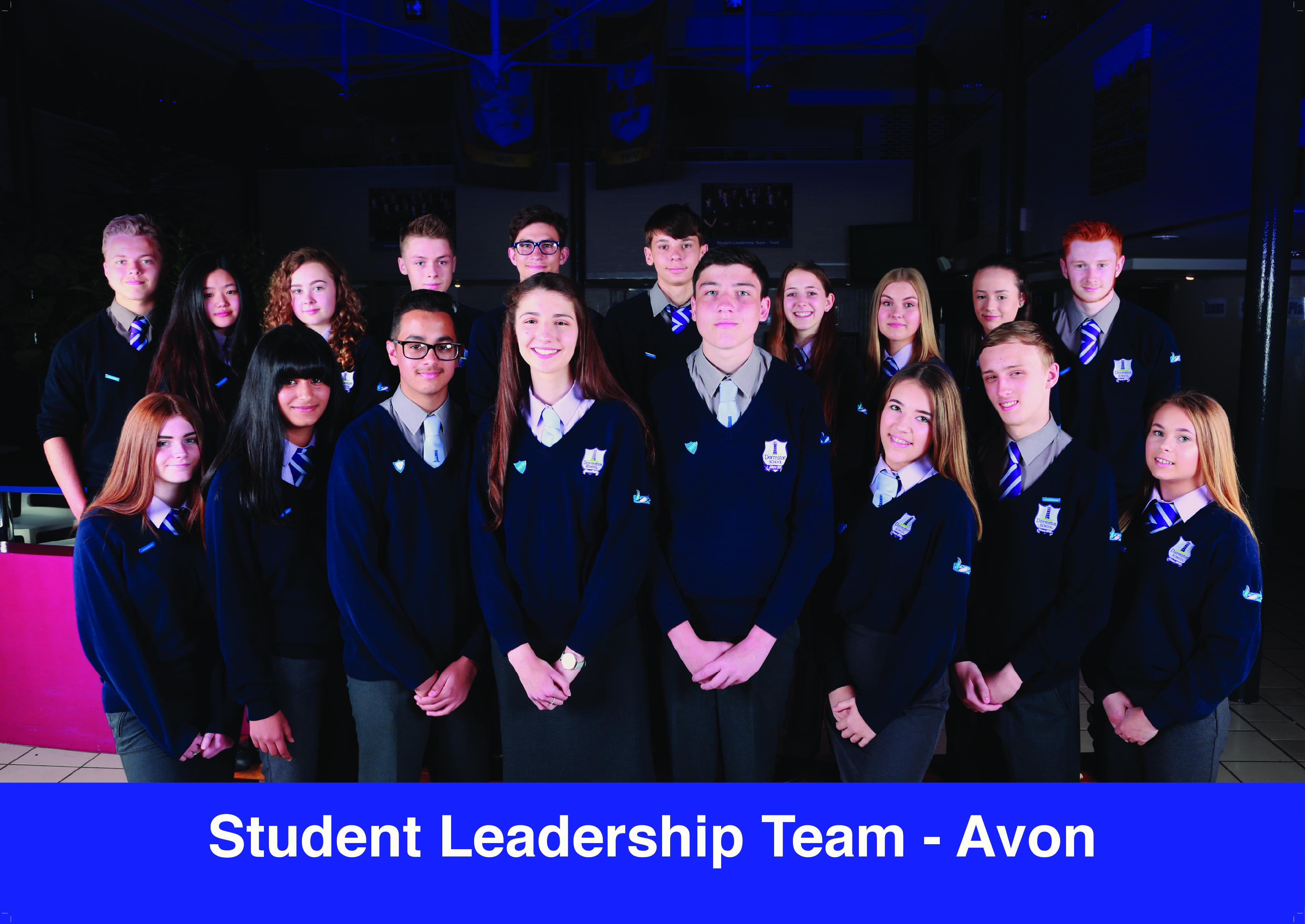 Leadershipteam avon