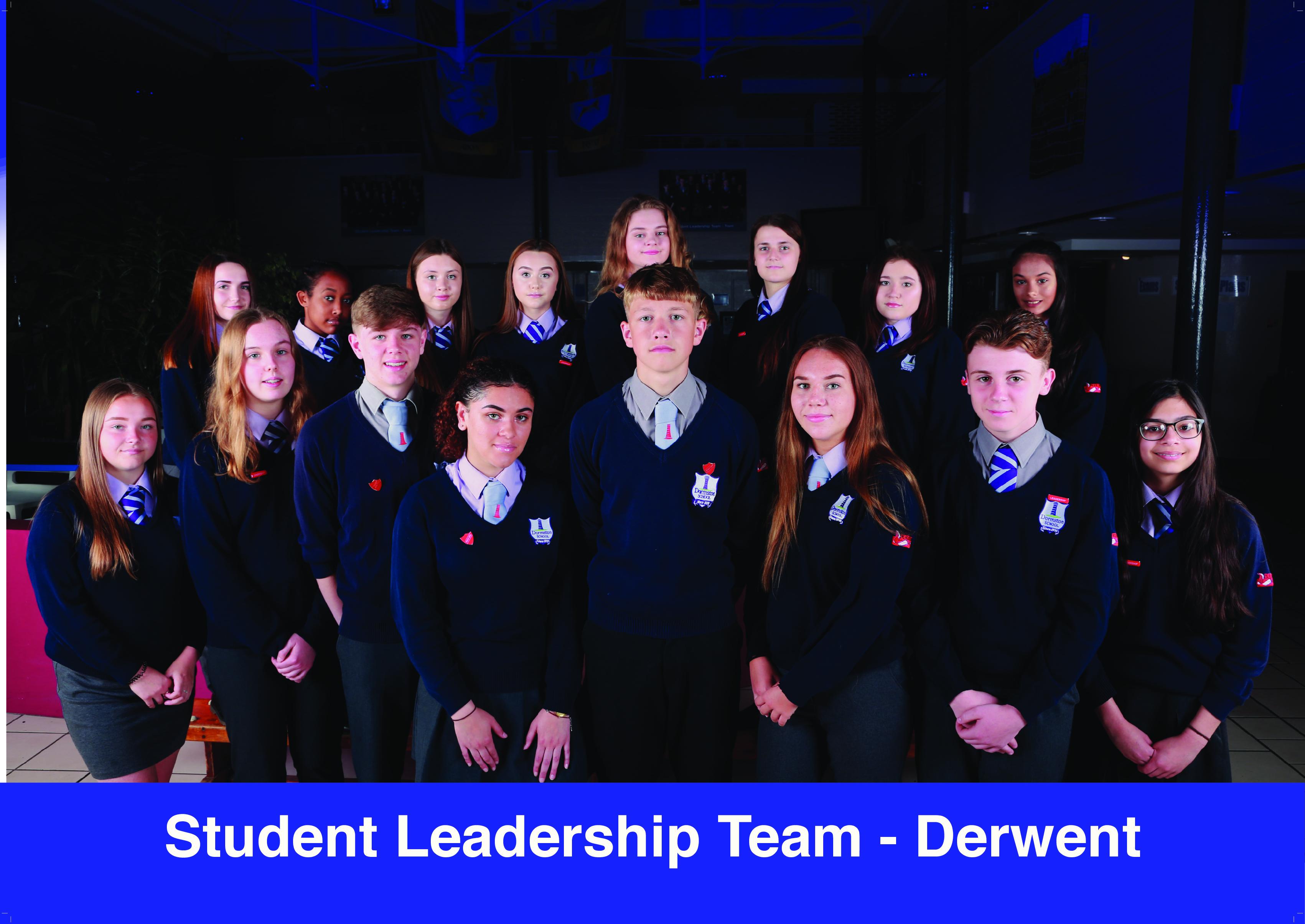 Leadershipteam derwent