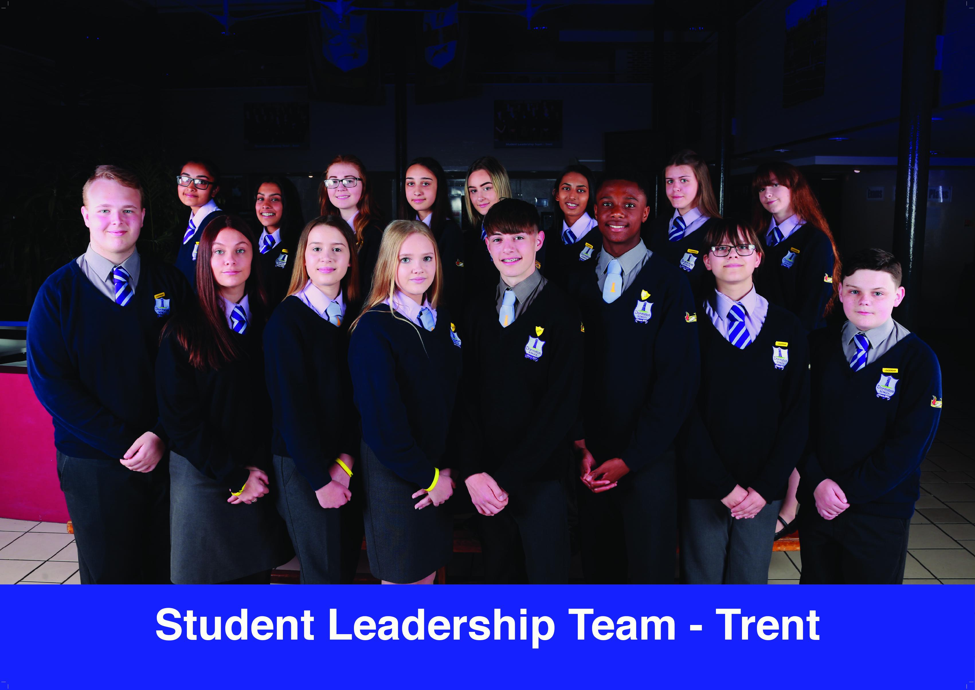 Leadershipteam trent